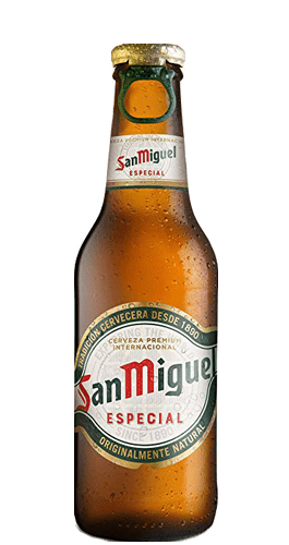 San Miguel bier